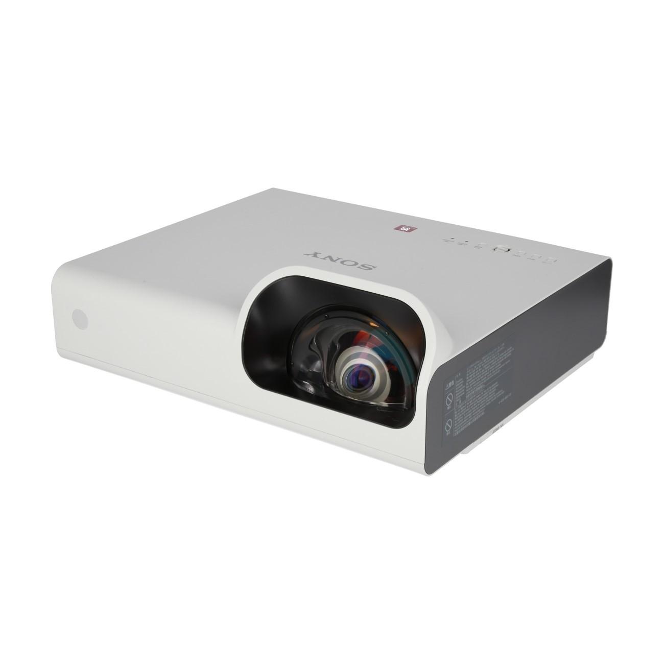test Sony VPL-SW225