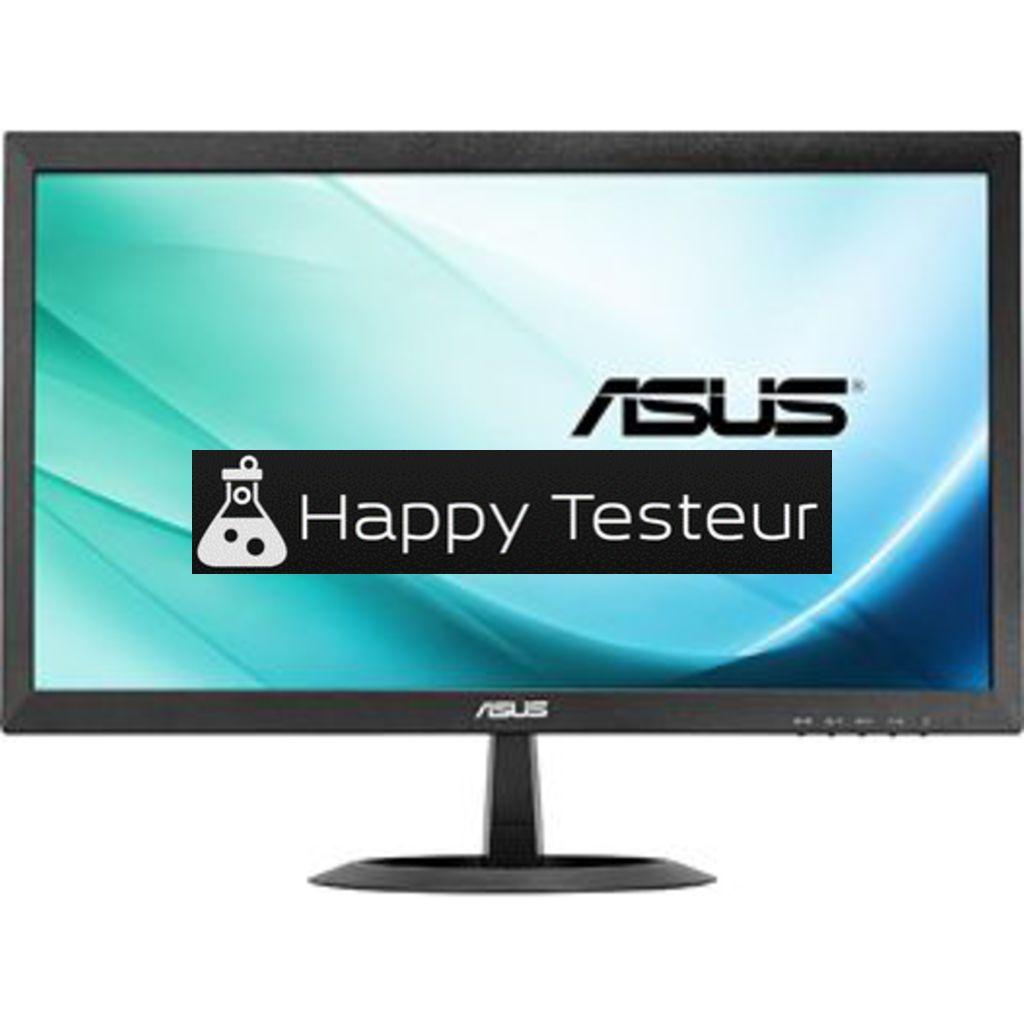 test Asus VX207TE