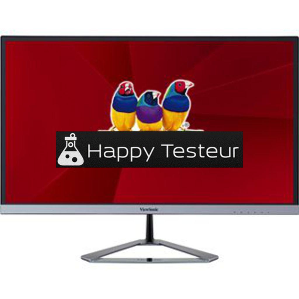 test ViewSonic VX2376-smhd