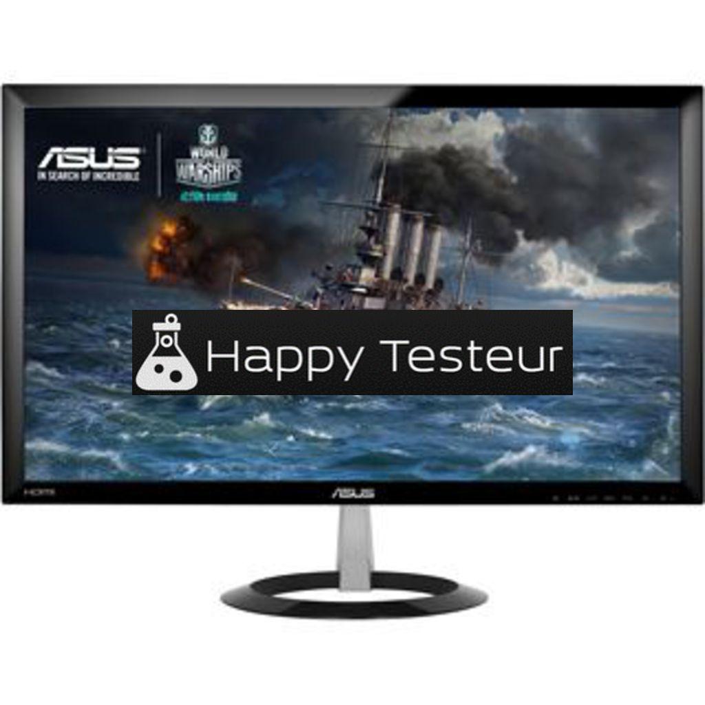 test Asus VX238H