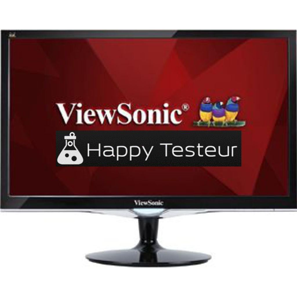 test ViewSonic VX2452mh