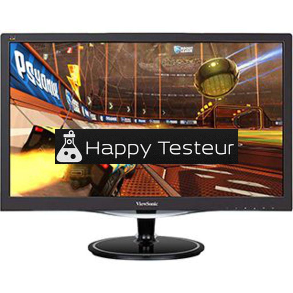 test ViewSonic VX2757