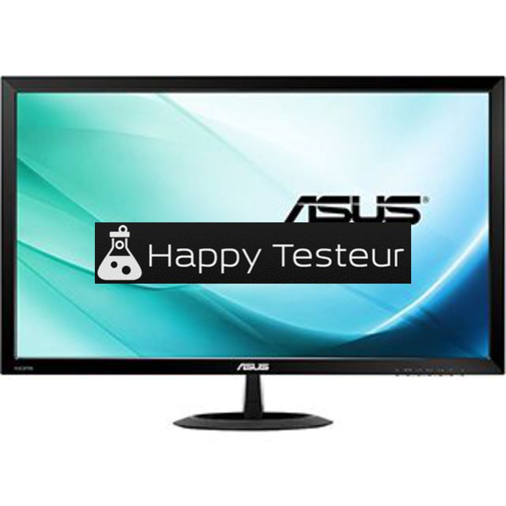 test Asus VX278H