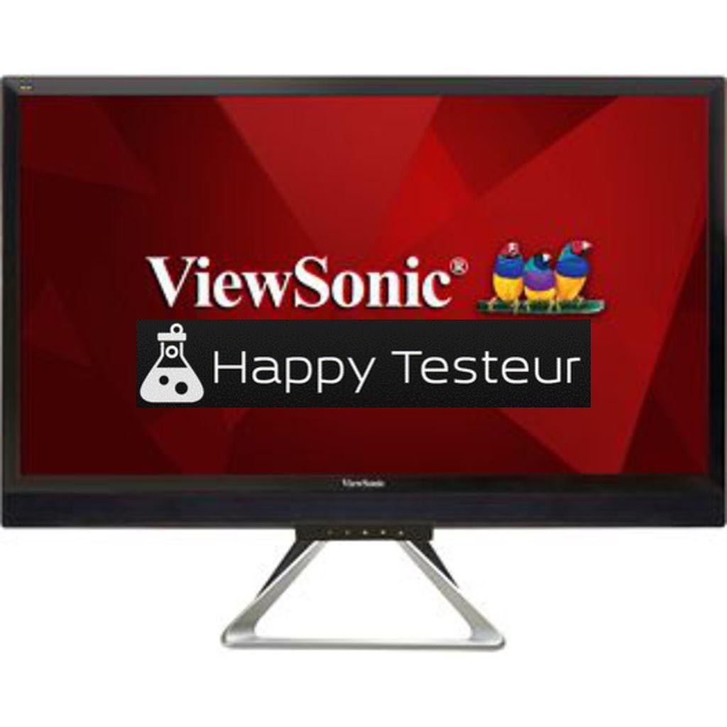test ViewSonic VX2880ml