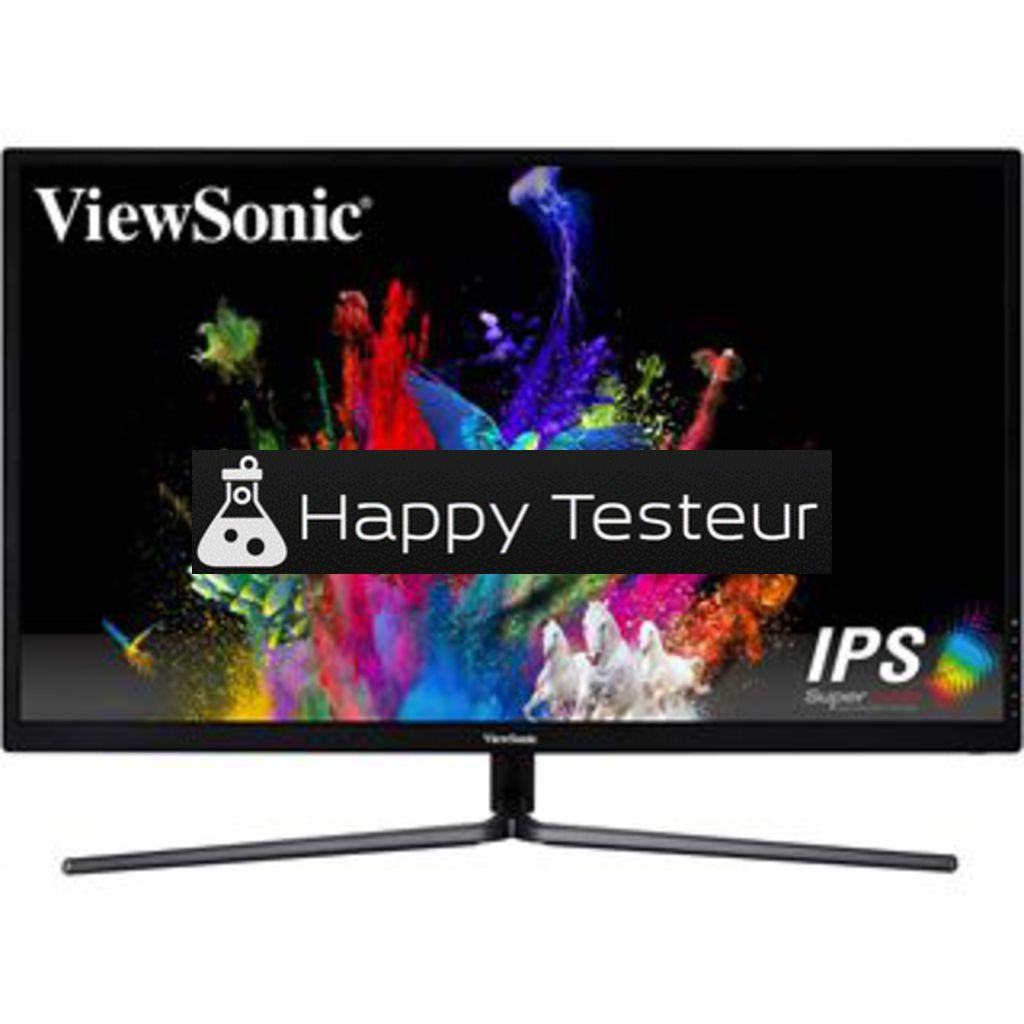 test ViewSonic VX3211-2K-mhd