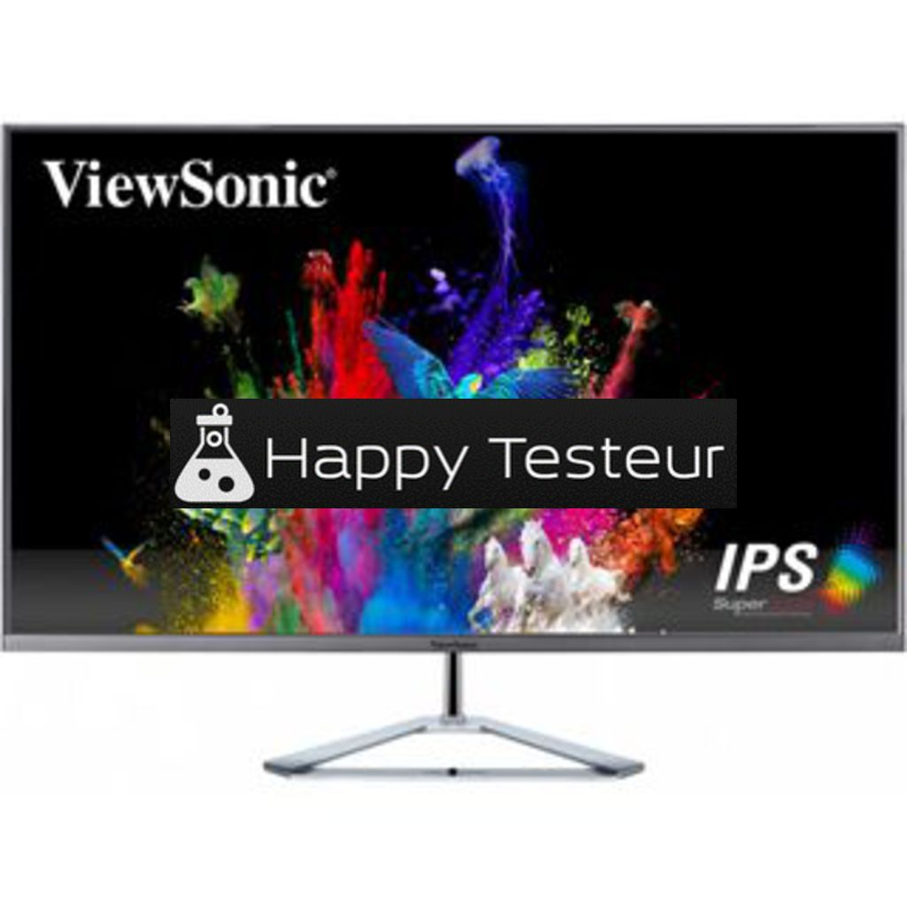 test ViewSonic VX3276-2K-mhd