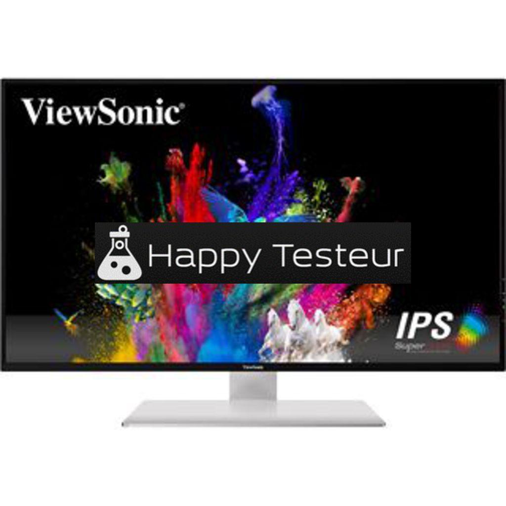 test ViewSonic VX4380-4K