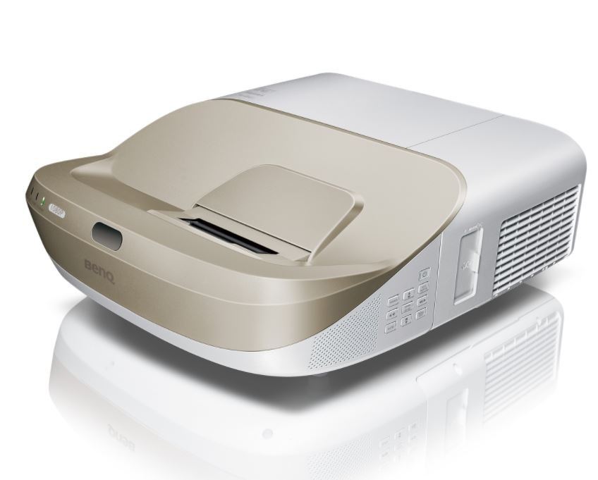 test BenQ W1600UST