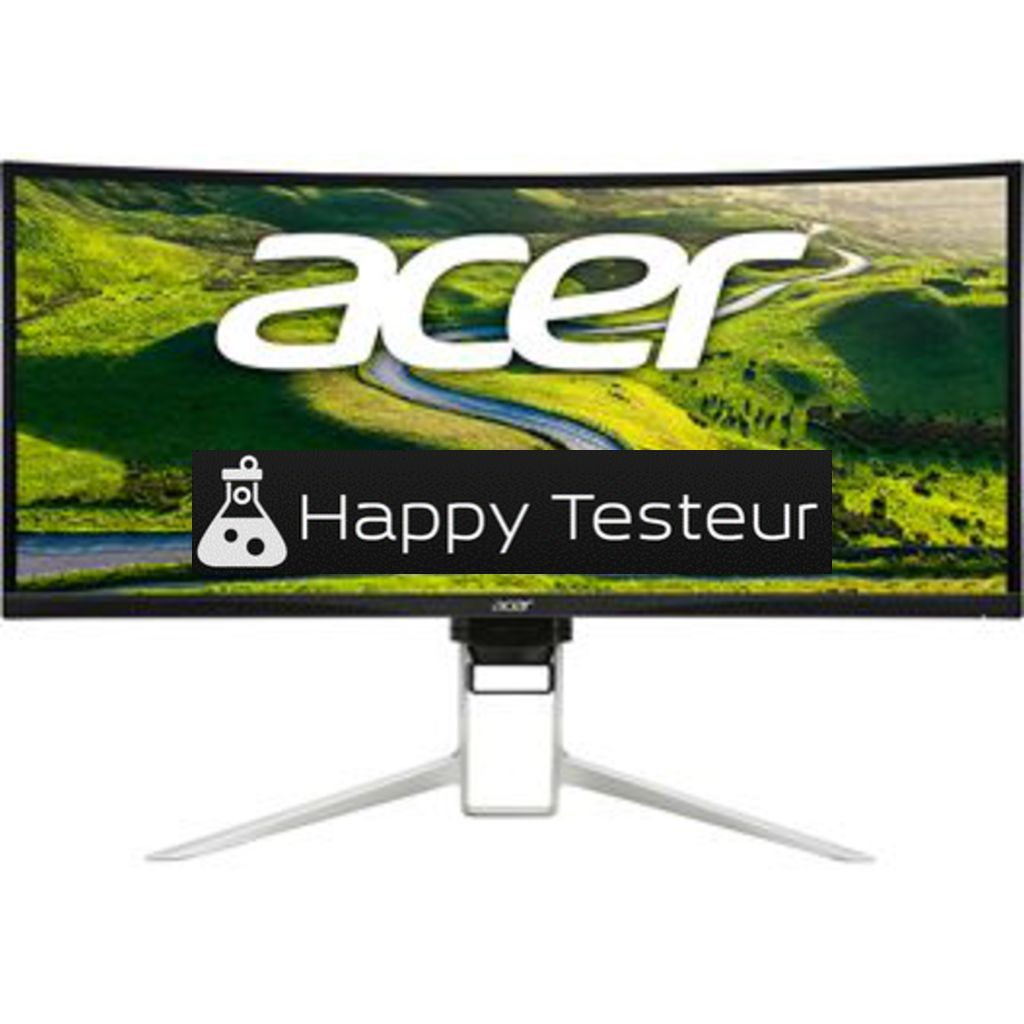 test Acer XR382CQK