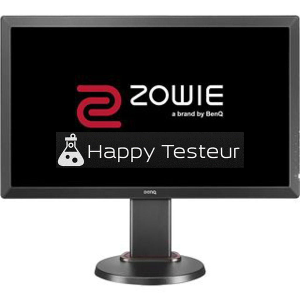test BenQ ZOWIE RL2455T