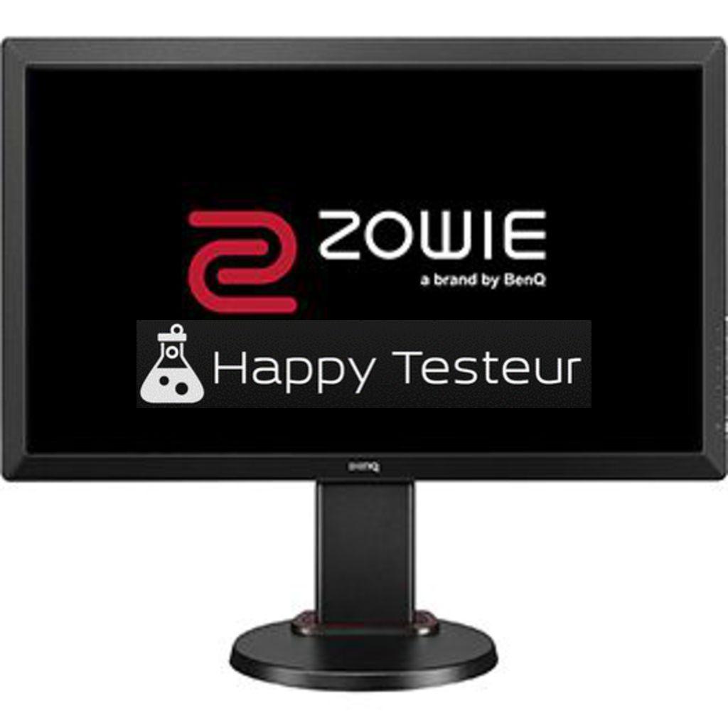 test BenQ ZOWIE RL2460