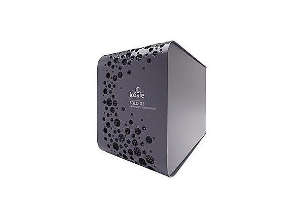 test ioSafe Solo G3 - 3 TB - USB 3.0